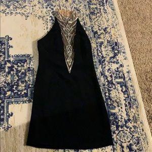 Niteline by Della Roufogau silk dress